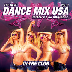 "Dance Mix USA ""In the Club"" Vol 3 (Continuous DJ Mix by Skribble)"
