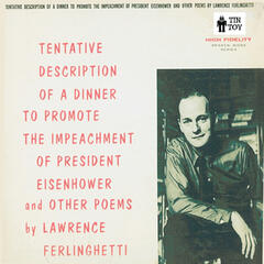Tentative Description of a Dinner to Promote the Impeachment of President Eisenhower