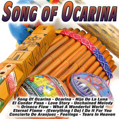 Ocarina-Song Of Ocarina