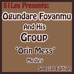 51 Lex Presents Orin Mess Medley