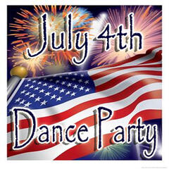 July 4th Dance Party (Salutes)