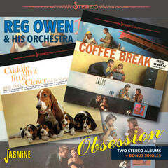 Obsession - Two Stereo Albums & Bonus Singles