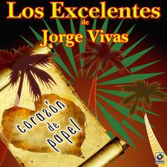Los Excelentes De Jorge Vivas Corazon De Papel