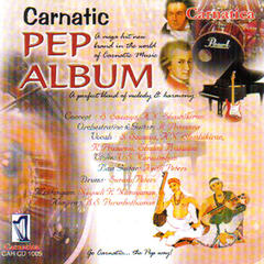 Carnatic Pep Album