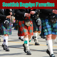 Scottish Bagpipe Favorites