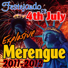 Explosive Merengue  (2011 - 2012 CD)