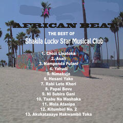 African Beat (The Best of Shakila Lucky Star Musical Club)