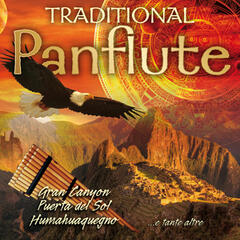 Traditional Panflute