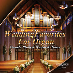 Mendelssohn, Bach, Clarke, Purcell: Wedding Favorites for Organ