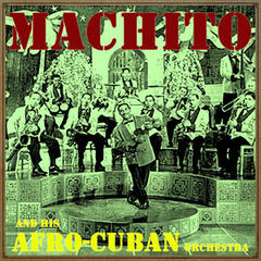 Vintage Cuba No. 145 - LP: Machito