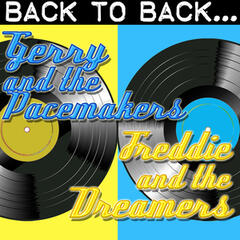 Back To Back: Gerry And The Pacemakers & Freddie And The Dreamers