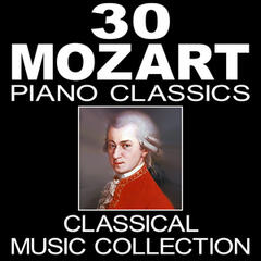 30 Mozart Piano Classics (Classical Music Collection)