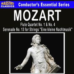 Mozart: Flute Quartet No. 1 - Flute Quartet No. 4 - Eine kleine Nachtmusik