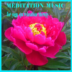 Meditation Music for Yoga Spa Relaxation Therapy