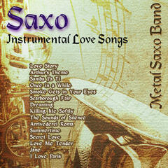Saxo - Instrumental Love Songs
