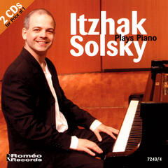 Itzhak Solsky Plays Piano