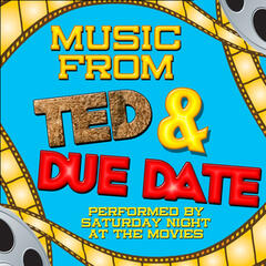 Music from Ted & Due Date