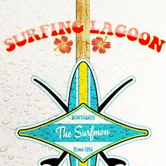 Surfing Lagoon