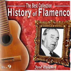 The Best Collection. History Of Flamenco. Vol9. Jose Palanca