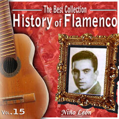 The Best Collection. History Of Flamenco.Vol.15: Niño Leon