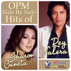 OPM Side By Side Hits of Sharon Cuneta & Rey Valera