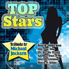Top Stars-Tribute to Michael Jackson
