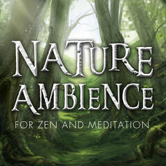 Nature Ambience for Zen and Meditation - Stress Free Relaxation Patience & Creativity