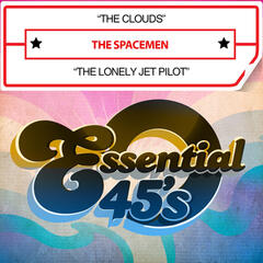The Clouds / The Lonely Jet Pilot (Digital 45)