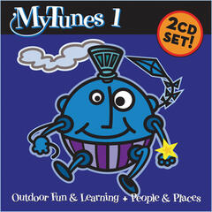 My Tunes 1 - Quality Children's Music That Stimulates Fun & Learning