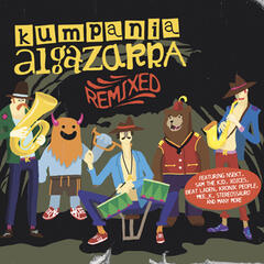 Kumpania Algazarra Remixed