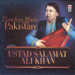 Timeless Music From Pakistan Vol. 2