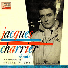 Vintage French Song No. 123 - EP: Chansons De Pierre Nicot