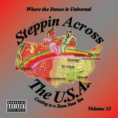 Steppin Across The USA Volume 13