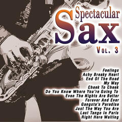 Espectacular Sax Vol.3