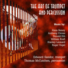 The Art Of The Trumpet And Percussion