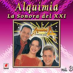 Alquimia La Sonora Del XXI Vol. 3