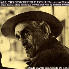 All the Homespun Days: A Narrative Poem of New York State Life