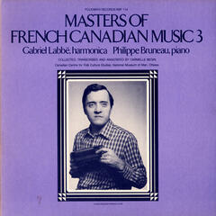 Masters of French Canadian Music, Vol.3