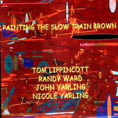 Painting The Slow Train Brown