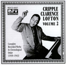 Cripple Clarence Lofton Vol. 2 (1935-1939)