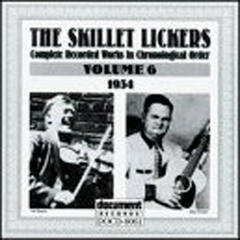 The Skillet-Lickers Vol. 6 (1934)