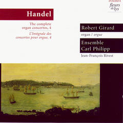 Handel: The Complete Organ Concertos, 4
