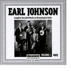 Earl Johnson Vol. 1 1927
