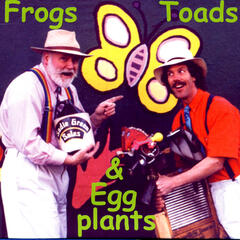 Frogs, Toads and Eggplants