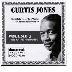 Curtis Jones Vol. 3 1939-1940