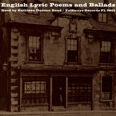English Lyric Poetry: Read by Kathleen Danson Read