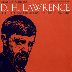 Readings from D.H. Lawrence: Selected and Read by Harry T. Moore