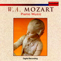 W.A. Mozart: Piano Music