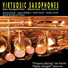 Virtuosic Saxophone - Live at the Montreux Jazz Festival