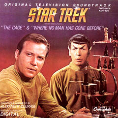 Star Trek: Volume 1 - The Cage and Where No Man Has Gone Before